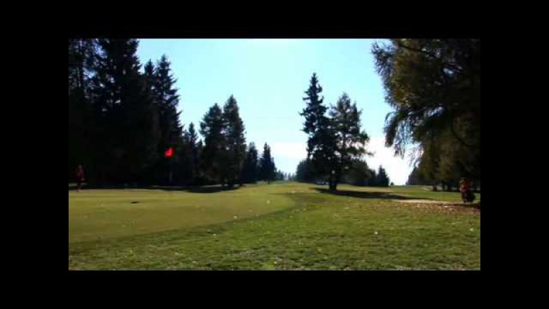 The Most Amazing Golf Courses of the World Crans Sur Sierre Switzerland