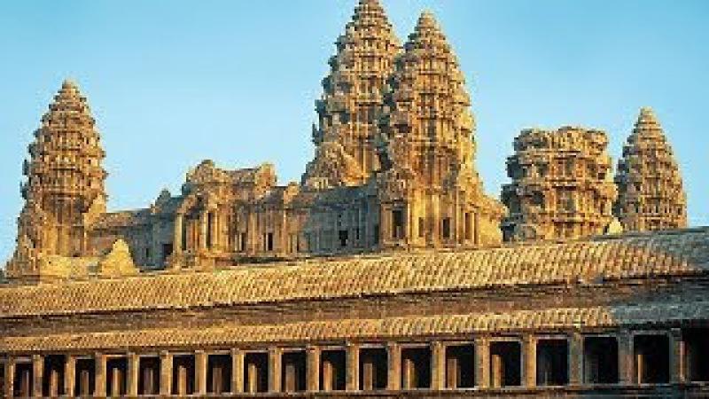 Храм Ангкор Ват Дом достойный богов