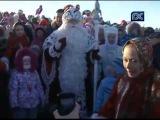 Старт проекта Вологда - новогодняя столица Русского Севера