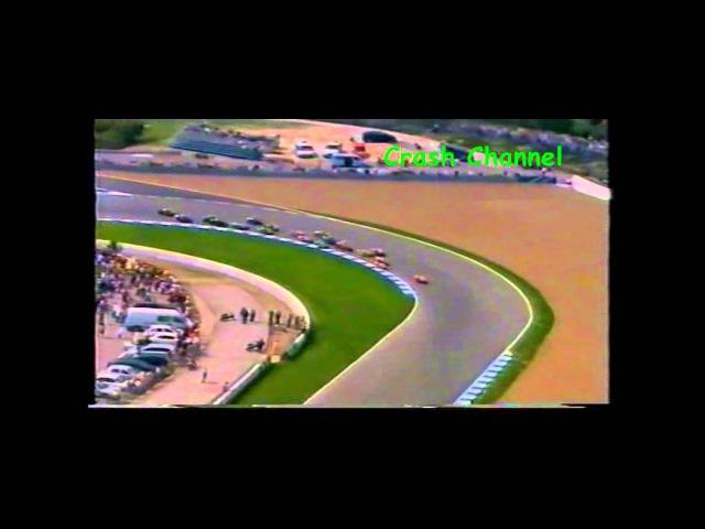 Moto Gp Valentino Rossi Crash 2006