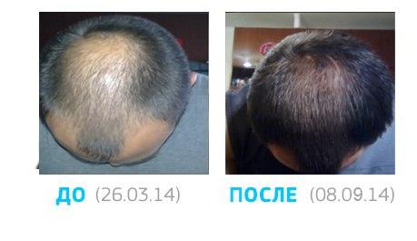 Маска для волос эффект желатин отзывы