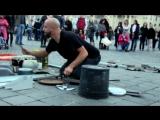 Dario Rossi TECHNO RAVE PARTY mode- ON live @ Piazza del Popolo, Rome