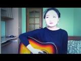 Сергей Лазарев - Это все она (кавер от Айгерим) , девушка красиво поет,классный голос,круто поте,шикарный голос
