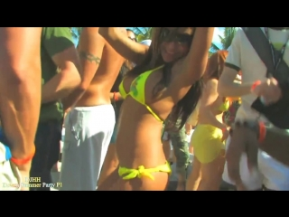 Beach Dream Summer Party P1 DJ HH Techno Trance .