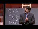 Science. Faster than a calculator. Arthur Benjamin (Intermediate)