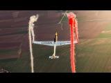 Amazing Aerobatic Glider Tricks w Luca Bertossio