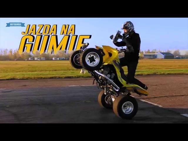 Stunt on ATV / Quad - PSC ( Polish Stunt Cup )