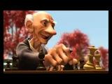 Geri's Game (Игра Джери) короткометражный мультфильм
