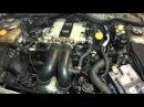 Опель Омега Б, X30XE, первый старт контрактного двигателя