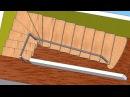 Самый простой способ расчета лестницы своими руками