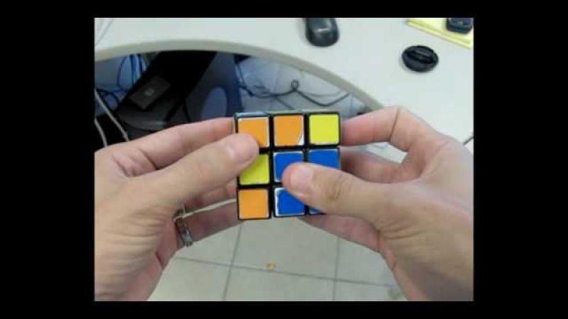 Ваши друзья не поверят своим глазам! Узнайте секрет кубика Рубика и удивляйте близких