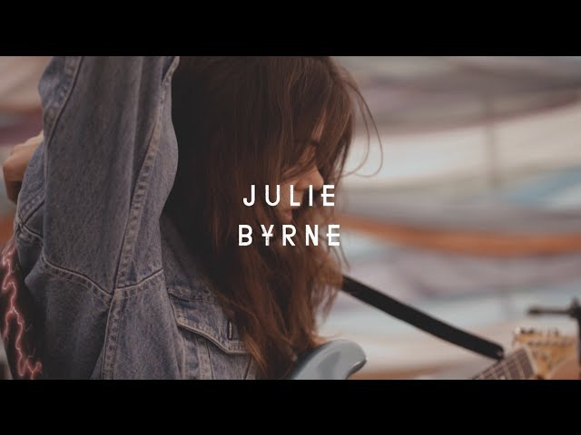 Julie Byrne - Natural blue