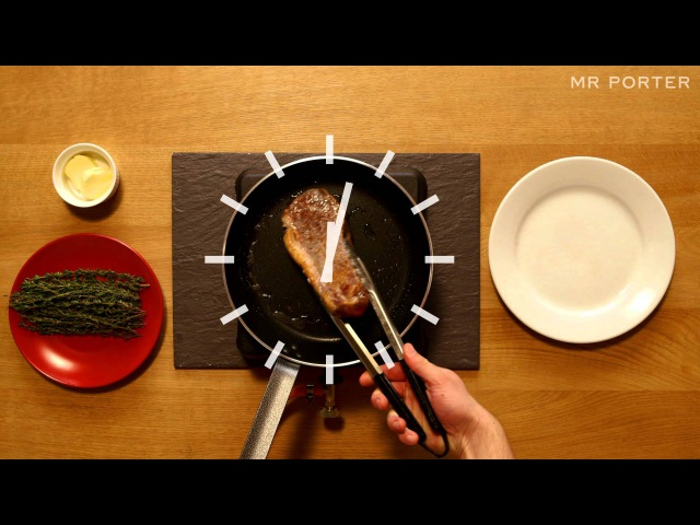 How To Cook A Steak | Mr Olly Bird