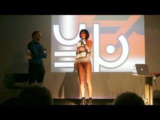 NRW Forum 1UP #3   Milo Moiré Talk