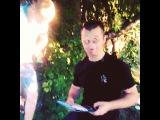 """эндрю злобин on Instagram: """"сьемки клипа, начало не плохое, я бог ска!!😁😁 #я #святой #камера #мотор #начали #снято #закадром"""""""