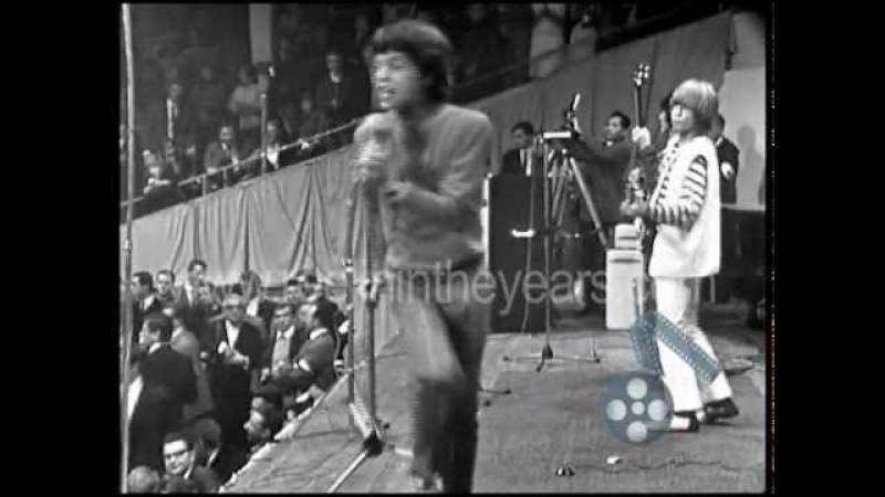 The Rolling Stones Satisfaction Live 1965 (Reelin' In The Years Archives)