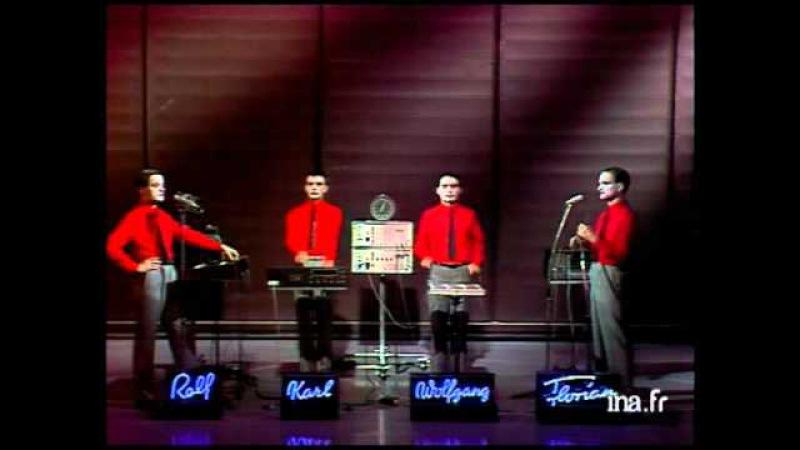 Kraftwerk live oct 1978