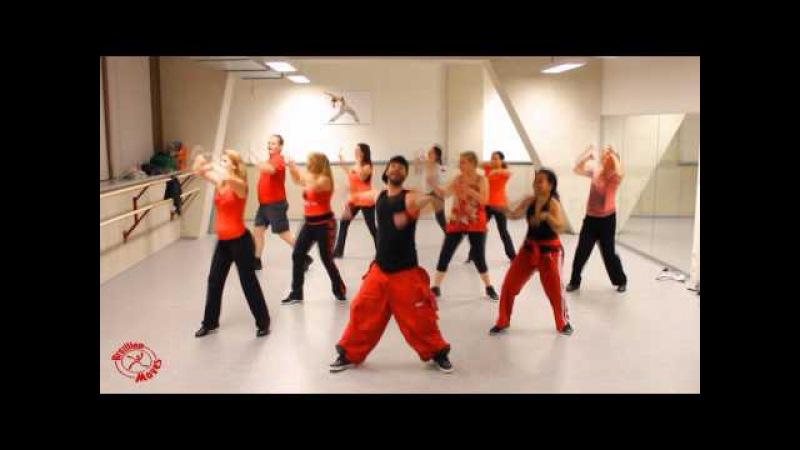 Ivete Sangalo - Tempo de Alegria choreography Brazilian Moves Sambaerobics