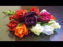 D.I.Y. Satin Rose Sling Charms - Tutorial | MyInDulzens