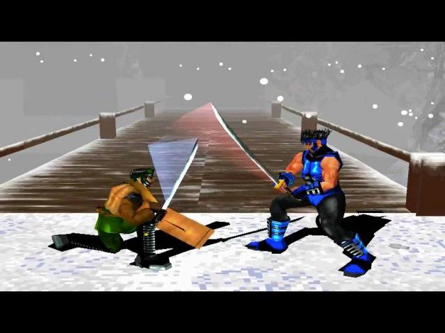 PSX: Bushido Blade - Gameplay Video