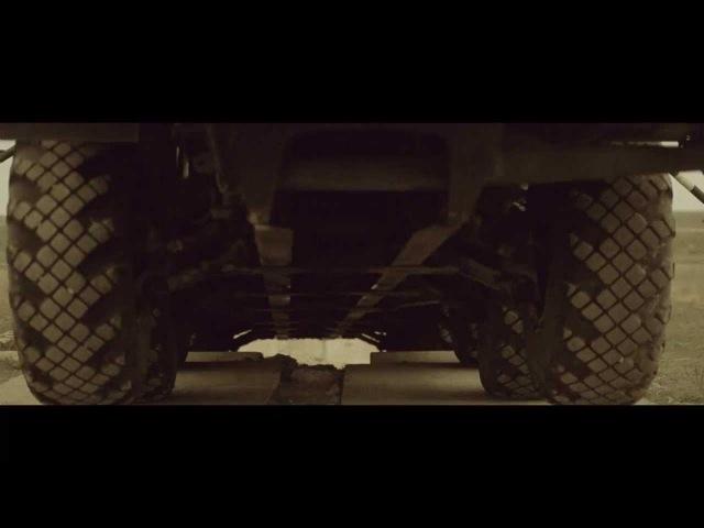 МАЗ 7917 тест драйв ракетоносца Ракетовоз на Полигоне Капустин Яр