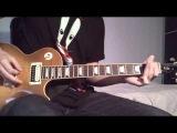 Guns N Roses - Rocket Queen - Izzy Stradlin rythm guitar ( guitar cover )
