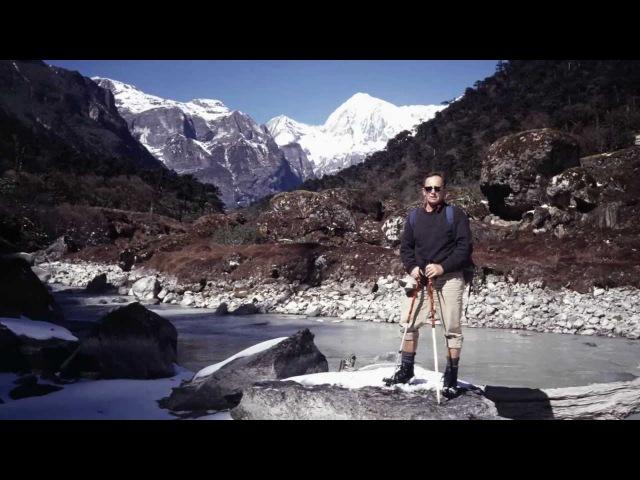Trek w Makalu - 2000