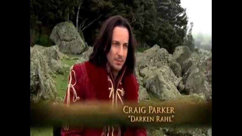 Craig Parker - Darken Rahl - Interview.avi