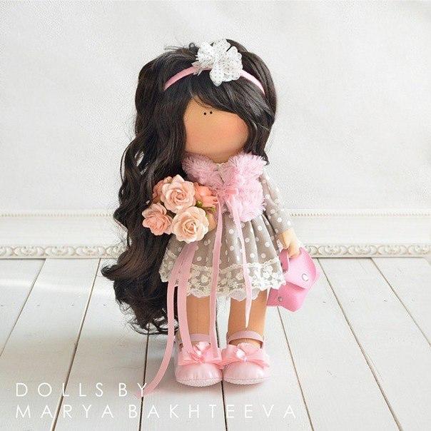 Интерьерные куклы своими руками мастер класс видео 173