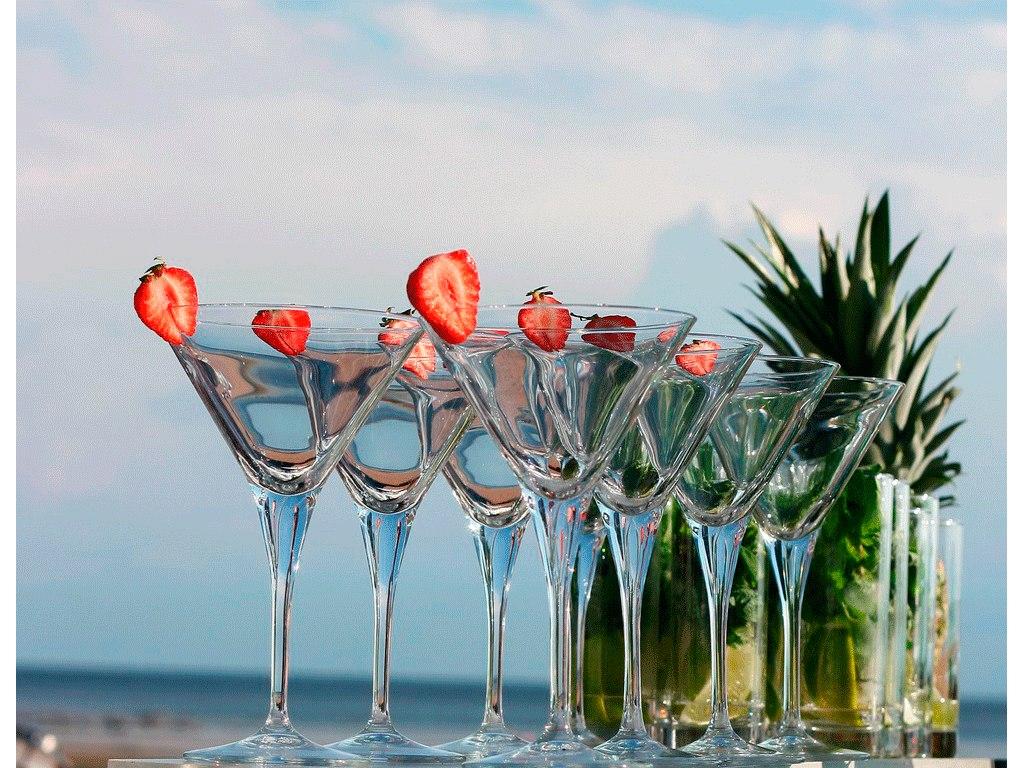 Опыт заказа горки шампанского