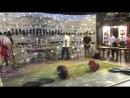 Людмила Гайдученко - Становая тяга на коммерческом турнире Bench Press Deadlift GYM 200 UPC