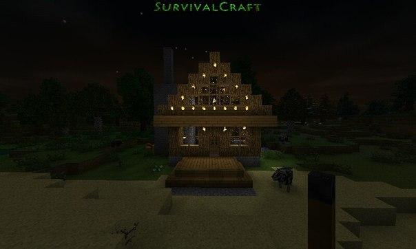 Как сделать дом в survival 559