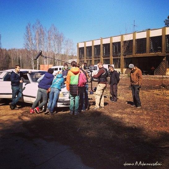 Съемки чернобыль зона отчуждения фото