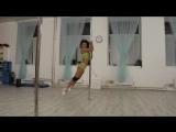 Exotic Pole Dance. Экзотик Пол Денс. Ольга Претензия.