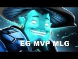 Full Map Storm Ultra Kill - Sumail EG MVP MLG Dota 2