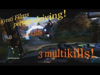 Kyrati Films - perfect driving! - Far Cry 4