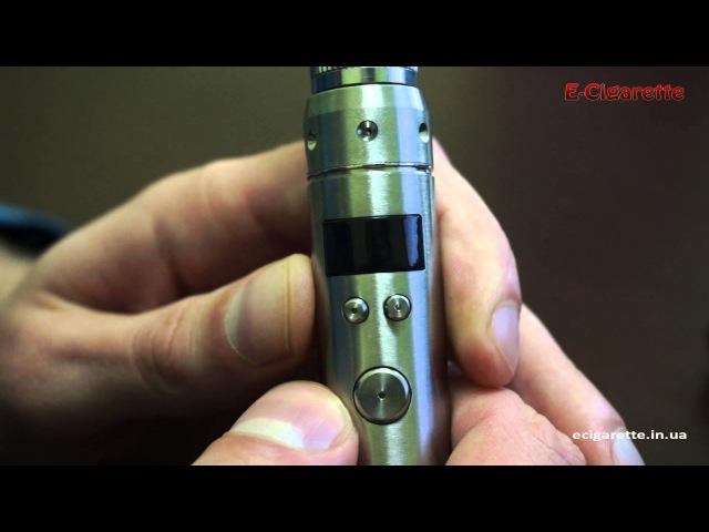 Обзор электронной сигареты мод-варивольт/ вариватта Vamo V5