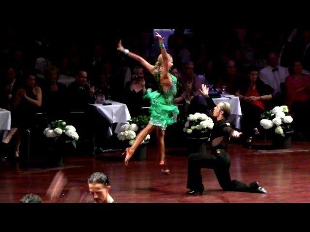 Riccardo Cocchi - Yulia Zagoruychenko | PasoDoble | Mannheim 2013, WDC Professional latin, final