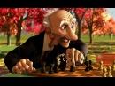Игра Джери | Короткометражки Студии PIXAR [том 1]