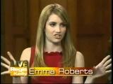 Эмма Робертс  Интервью 13 июня 2007 года