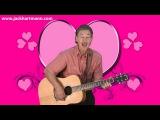 Valentine's Day  Holiday Song  Smart Kids  Kids Videos  Jack Hartmann