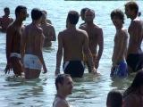 Ситжес , гей пляж, Sitges