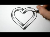 How to Draw an Impossible Heart