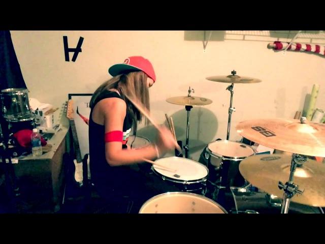 Twenty one pilots- Lane Boy [drum cover]