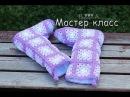 Мастер-класс по вязанию тапочек-сапожек крючком 2. How to crochet home slippers, boots 2
