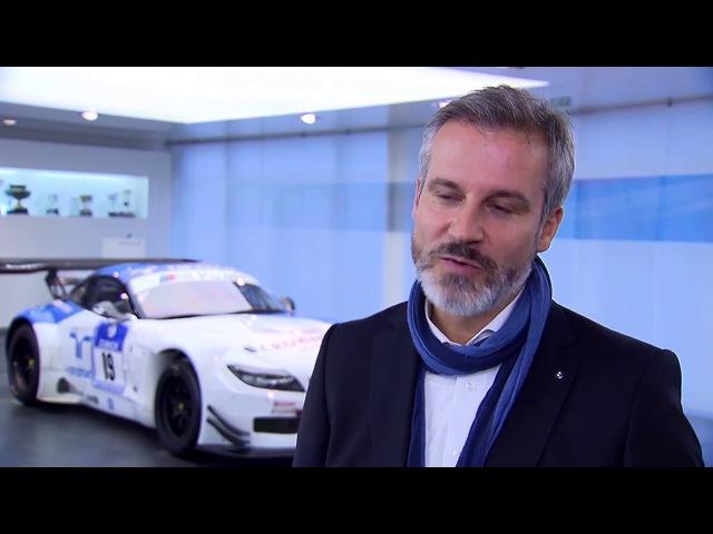 Интервью с Йенсом Марквардт, директор BMW Motorsport
