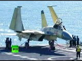 In-depth video: China lands high-tech J-15 jet on new carrier