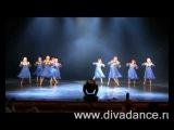 Хава нагила - еврейский танец от Divadance