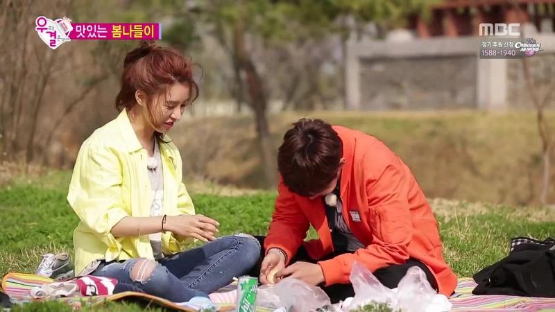 Forum SoLim. 270 выпуск Молодожен |Song Jae Rim and Kim So Eun|WGM