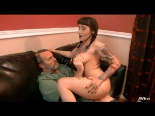 Camille Black [HD 720, all sex, INCEST, Father-Daughter, TEEN]